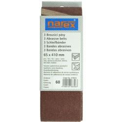 NAREX 65×410 P60 - Brusný pás