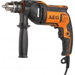 AEG Příklepová vrtačka SBE 750 RZ