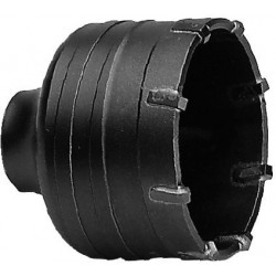 DIAGER korunka 326 - průměr 68 mm, hloubka 40 mm, výška 60 mm, zubů 8