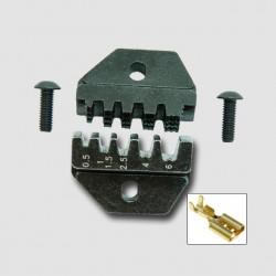 Náhradní čelisti 0.75-6mm2, AWG 18-10