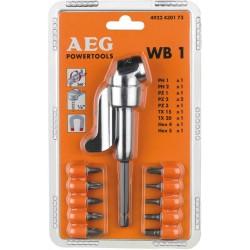 AEG Úhlový adaptér WB1