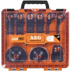 AEG 9-dílná sada pro AEG OMNIPRO