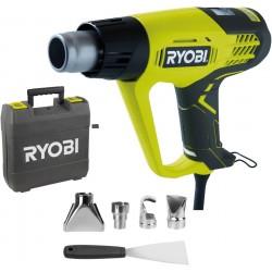 RYOBI LCD horkovzdušná pistole EHG 2020 LCD