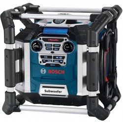BOSCH Aku rádio GML 50 Power Box