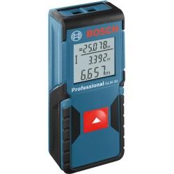 BOSCH Laserový měřič vzdálenosti GLM30