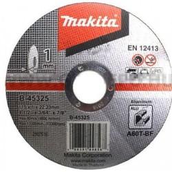 MAKITA B-45319 řezný kotouč 100x1x16 hliník