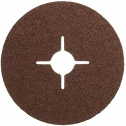 NAREX 115×22 80 A-B02 - Fíbrový brusný kotouč na kov a dřevo