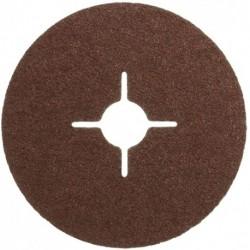 NAREX 125×22 120 A-B02 - Fíbrový brusný kotouč na kov a dřevo