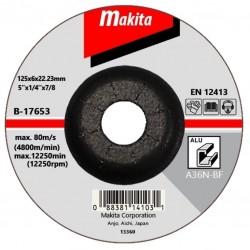 MAKITA B-17653 brusný kotouč na hliník 125mm