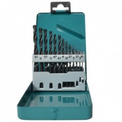 MAKITA D-54019 sada vrtáků do kovu HSS-G 13 ks