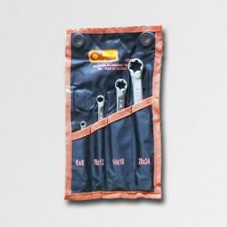 CORONA Sada klíčů TORX, 4 díly PC6104