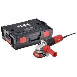 FLEX LE 9-11 125 L-BOXX Úhlová bruska, univerzálně použitelná 900W, 125mm