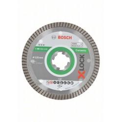BOSCH X-LOCK Best for Ceramic 125mm