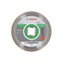 BOSCH X-LOCK Standard for Ceramic 125mm