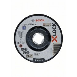 BOSCH X-LOCK Best for Metal 125mm