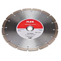 FLEX Diamantjet standard Ø230mm, diamantový řezací kotouč na beton