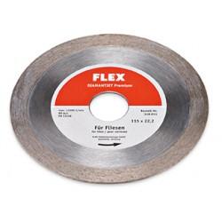 FLEX Diamantjet premium Ø115mm, diamantový řezací kotouč na dlaždice