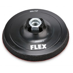 FLEX BP-M D125 M14 Unášecí talíř na suchý zip tlumený M14, Ø125mm