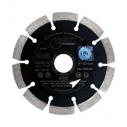 GENT Diamantový kotouč SE-AL 125mm