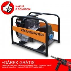 MEDVED Arctos 5000 H AVR