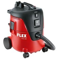 FLEX VC 21 L MC Bezpečnostní vysavač s manuálním čištěním filtru, 20 l, třída L