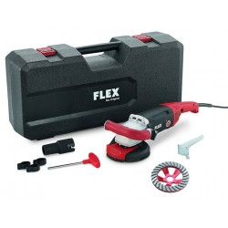 FLEX LD 18-7 125 R Silná sanační bruska 125mm, Kit Turbo-Jet