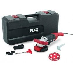 FLEX LD 18-7 125 R Silná sanační bruska 125mm, Kit E-Jet