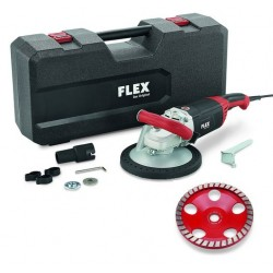 FLEX LD 24-6 180 Sanační bruska na plochy 180mm, Kit Turbo-Jet