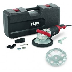 FLEX LD 24-6 180 Sanační bruska na plochy 180mm, Kit TH-Jet