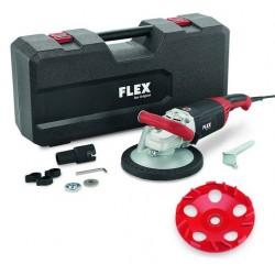 FLEX LD 24-6 180 Sanační bruska na plochy 180mm, Kit E-Jet