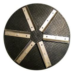 Škrábací disk pro brusky na omítky