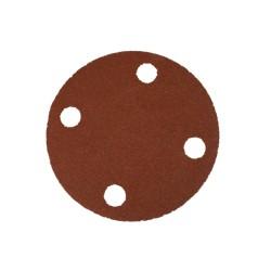 Brusný kotouč pro brusky na omítky (suchý zip) 3ks, zrnitost 24