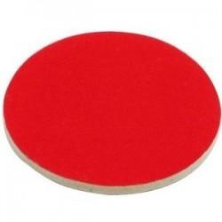Houba/gumový disk pro brusky na omítky (suchý zip)