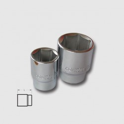 Hlavice CRV 3/4'' 17mm