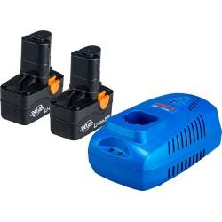 NAREX SET AP 206 - Set akumulátoru a nabíječky
