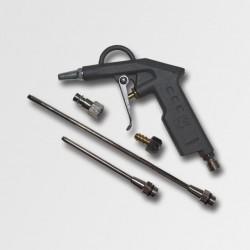 XTline Pistole ofukovací s nástavci LA-11
