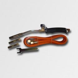XTline Opalovací plynová souprava 3 nástavce 2KW hadice 1,5m