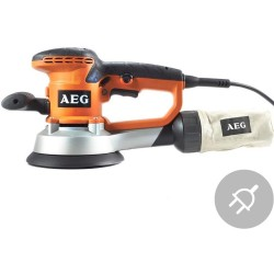 AEG Elektrická excentrická bruska EX 150ES, 440W, 150mm