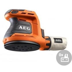 AEG Aku excentrická bruska BEX18-125-0, 18V, 125mm