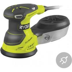 RYOBI Elektrická excentrická vibrační bruska ROS310-SA20, 310W, 125mm