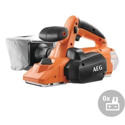 AEG Aku kompaktní hoblík BHO 18-0, 18V