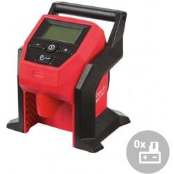 MILWAUKEE Aku kompresor M12 BI-0, 12V, kompaktní