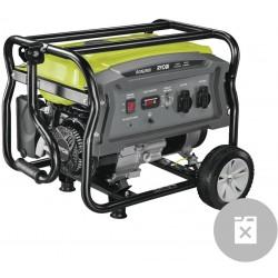 RYOBI Benzínový generátor RGN2500, 2500W