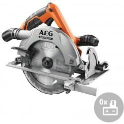 AEG Aku okružní pila BKS 18-0, 18V, 165mm