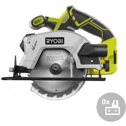 RYOBI Aku okružní pila s laserem RWSL1801M, 150mm, 18V