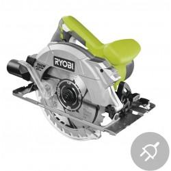 RYOBI Elektrická okružní pila s laserem RCS1600-K, 1600W, 190mm