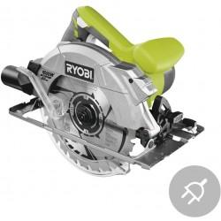 RYOBI Elektrická okružní pila s laserem RCS1600-PG, 1600W, 190mm