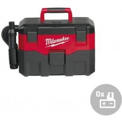 MILWAUKEE Aku vysavač pro mokré / suché sání M28 VC-0, 28V