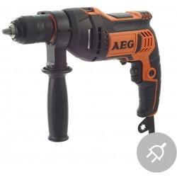 AEG Elektrická vrtačka BE 750RE, 750W