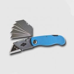 CORONA Nůž zavírací s výměnným čepelemi+ 5 ks čepelí